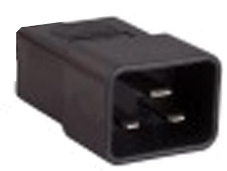 Connector - IEC320 C20