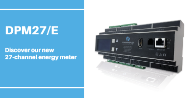 Schleifenbauer introduces new DPM27/E energy meter