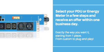 Select your PDUs and Energy Meters easily and quickly via our Product Selector