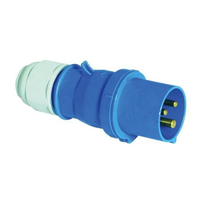 Connector - IEC60309 1fase (CEE)